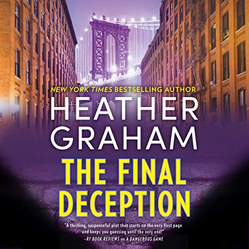 The Final Deception audiobook cover art