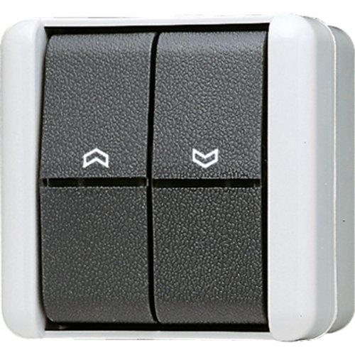 Jung AP-Jalousieschalter 809VW, 250 V