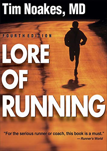 Lore of Running -Tim Noakes (English 🇬🇧)