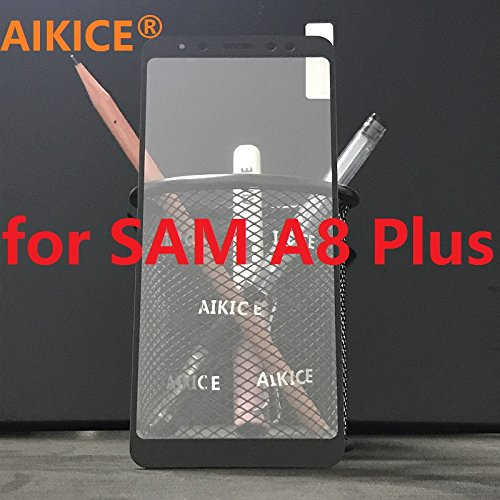full adhesive screen protector for a8 plus 2018