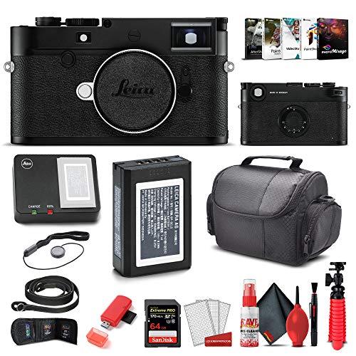Leica M10 - D Digital Rangefinder Camera (20014) +...