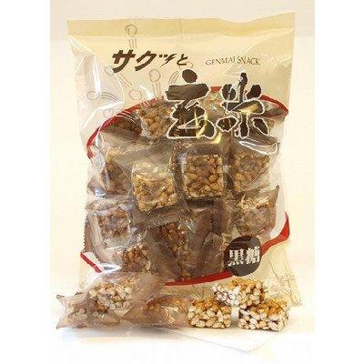 岐阜の駄菓子 サクッと玄米 120g