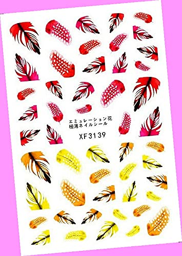 Sea Star Shell Sundial Atlantic Cockle Shark Eye 3D Art Nail Sticker Xf3139 for Nails Design Nail Art Stickers Decals Supplies Manicure Tips Sticker Colorful for Nail Decorations