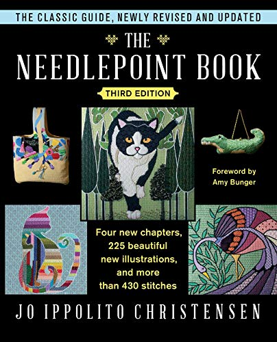 The Needlepoint Book: New, Revised, and Updated Third Edition