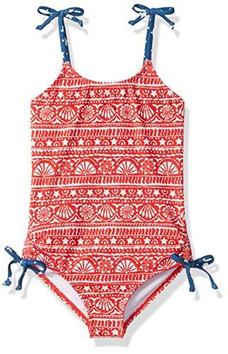 BILLABONG Mädchen Free Babe One Piecee Swimsuit Einteiliger Badeanzug, Multi, 44 DE