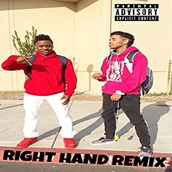 Right Hand (Remix) [feat. Celli$ & Killa Kelle]