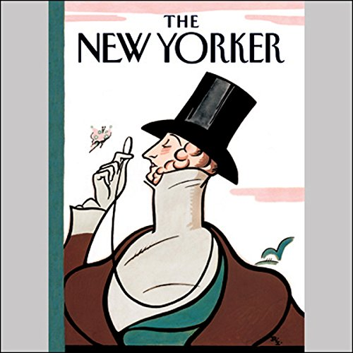 The New Yorker audiobook cover art