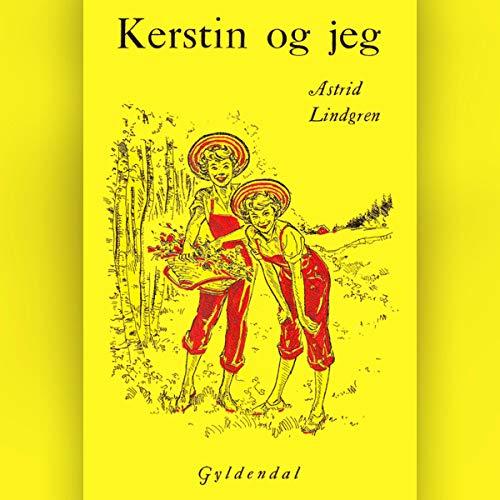 Kerstin og jeg cover art