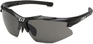 Bliz Active Unisex-Adult Hybrid Small Face ( Velo Xt Update) 52808-10 Wrap Sunglasses, Matt Black, 0 mm
