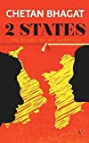 2 States The Story of My Marriage by Chetan Bhagat (2014-01-01)