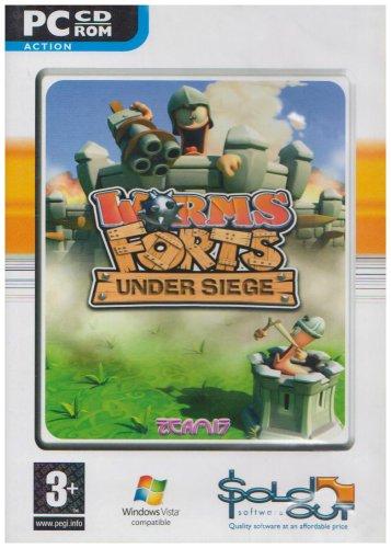 Worms Forts (PC CD) [Edizione: Regno Unito]