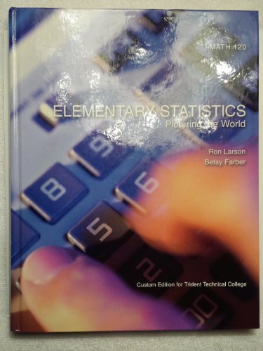 Elementary Statistics - Picturing the World
