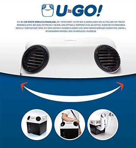 Climatizzatore, U Go Portable condizionatore d' aria