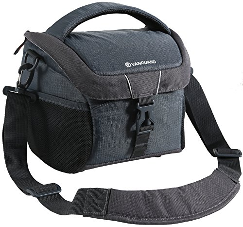 Vanguard Adaptor 25 - Bolsa, Color Negro y Gris