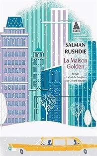 La maison Golden par Salman Rushdie
