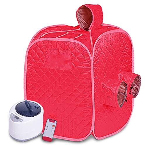Yxx max Machine portative de Fumigation de Perte de Poids de boîte de Sauna de Vapeur de Sauna portatif de Vapeur (Couleur : C)