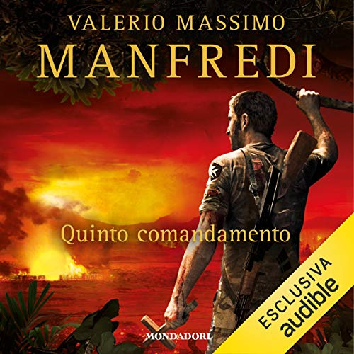 Quinto comandamento audiobook cover art