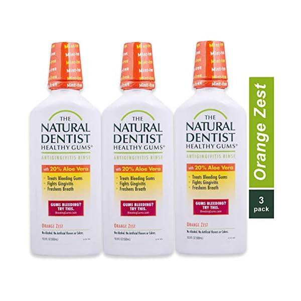 The Natural Dentist Healthy Gums Mouthwash