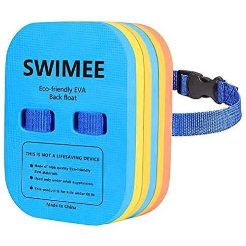 WINBST Tabla de natación Pull Buoy Kickboard, ayuda de natación, ideal para niños y adultos, para entrenamiento y acuario deportivo y principiantes, 22 x 18 x 8 cm