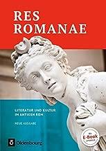 Res Romanae - Literatur und Kultur im antiken Rom: Schülerbuch
