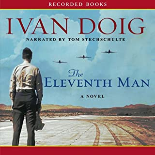 The Eleventh Man audiobook cover art
