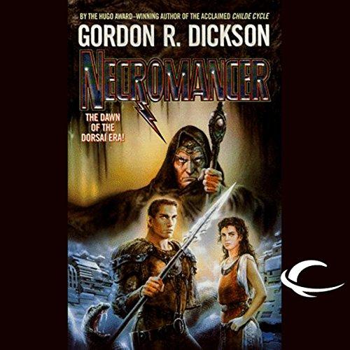 Necromancer audiobook cover art