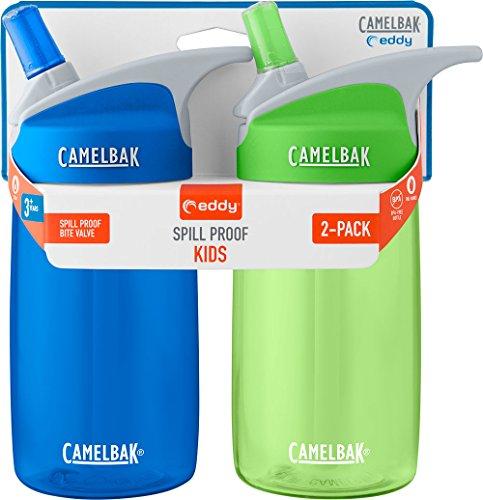 CamelBak Eddy Kids 2-Pack Water Bottle