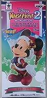ディズニー マジックキャッスル マイ・ハッピー・ライフ2 ワールドコレクタブルフィギュア~CHRISTMAS COSTUME~ ミッキーマウス