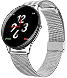 Yihou Smart Watch Android Blood Pressure Fitness Tracker Heart Rate Blood Oxygen Activity...