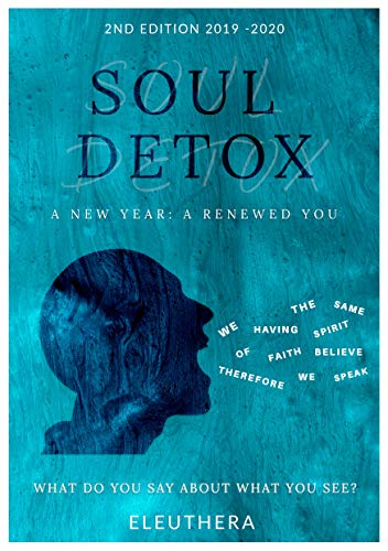 Soul Detox Guide (2nd Edition): A New Year, A Renewed You.