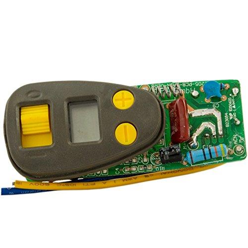 Schaltereinheit mit Display und Platine für Poliermaschine BP / NP 1200 digital
