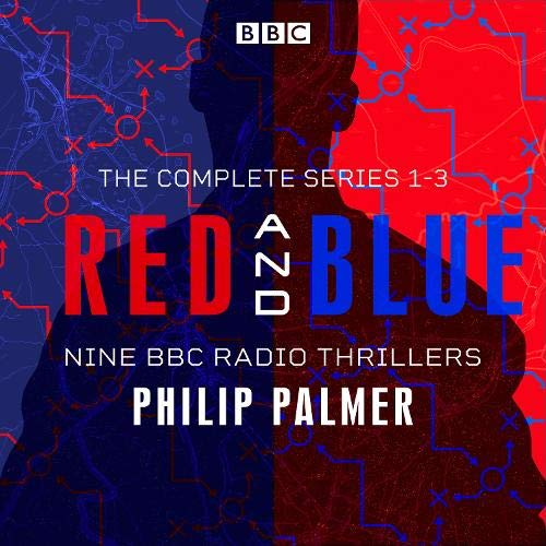 Red and Blue: The Complete Series 1-3 cover art
