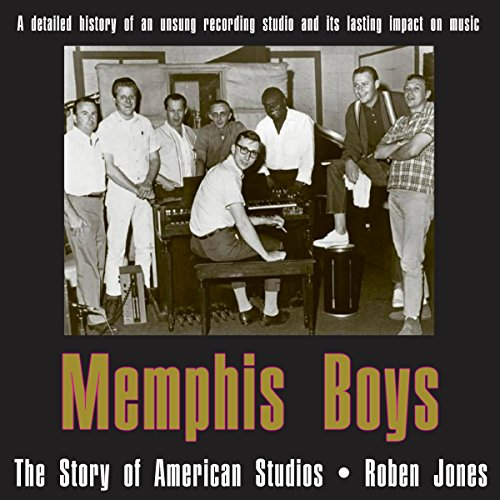 Memphis Boys: The Story of American Studios cover art