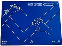 KUM 906.01.19 Schreibunterlage, Kunststoff, Linkshänder