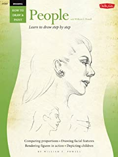 Drawing: People with William F. Powell (How to Draw & Paint)