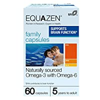 Equazen Eye Q Omega 3 & 6 60 capsule/Equazen??Q???3 6 60 WWWW????