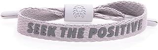 Rastaclat Seek The Positive - Women's Single Lace Bracelet