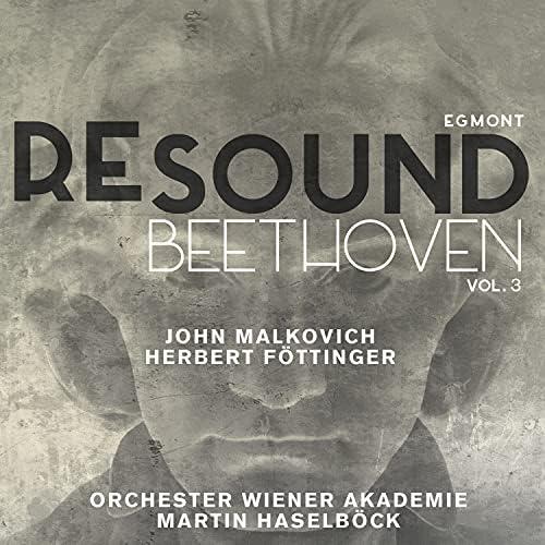 Orchester Wiener Akademie, Martin Haselböck, Herbert Föttinger & John Malkovich