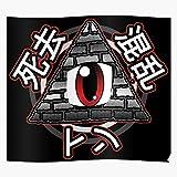 offici Occult White Black Red and Illuminati Grey