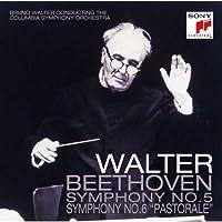 ベートーヴェン:交響曲第5番「運命」/第6番「田園」