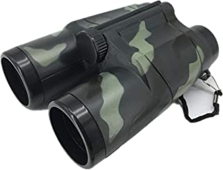 Meyall 4X35 Binoculars Toy for Kids Land Forces Jungle Camouflage Color for Bird & Nest Sport Game Watching, Camping Hunting Fishing, STEM Learning, Scientific Exploration