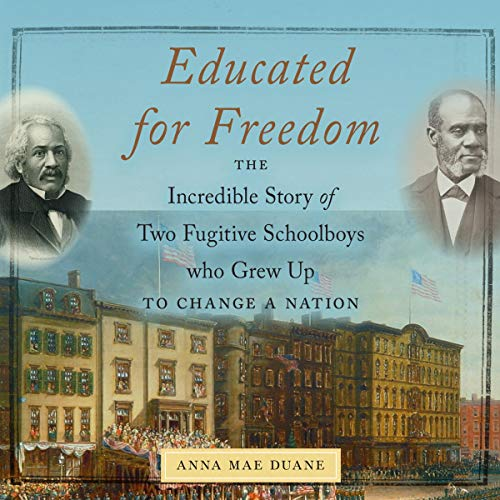 Educated for Freedom cover art