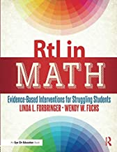 RtI in Math: Evidence-Based Interventions for Struggling Students