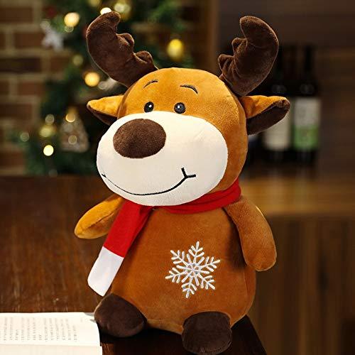 Navidad, adorno para el hogar, cumpleaños, fiesta, Año Nuevo, Acción de Gracias, muñeco de nieve, muñeco de nieve, muñeco de nieve, juguete de peluche para niños y novias, 50 cm