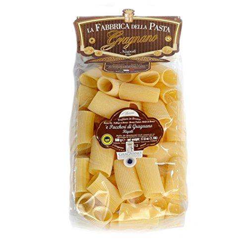 Paccheri Rigati - Pasta di Gragnano IGP 500gr
