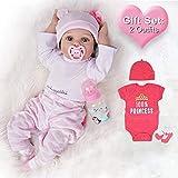 Yesteria Lifelike Reborn Baby Dolls Girl 2...