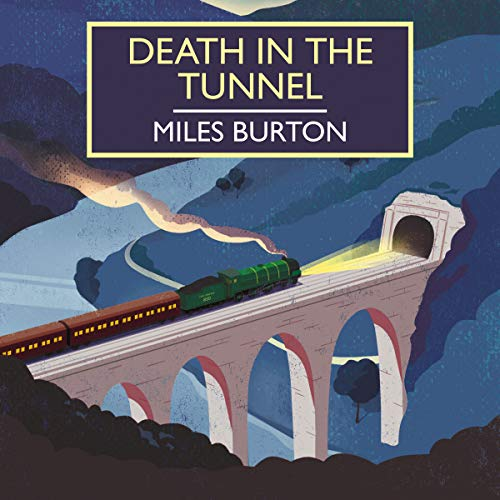 Death in the Tunnel cover art