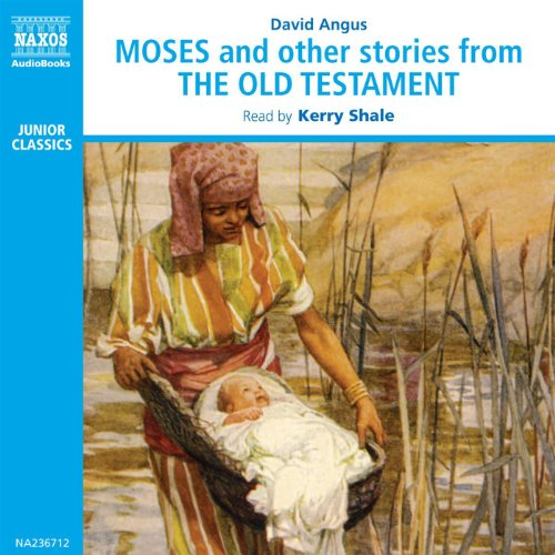 Moses and Other Stories from the Old Testament cover art