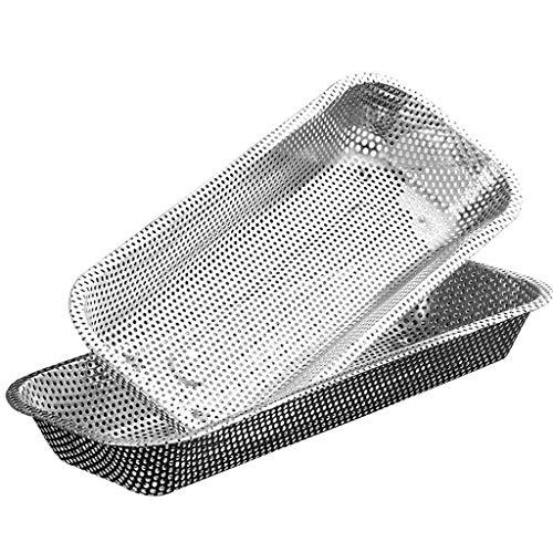 CSD Hogar Palillos de Acero Inoxidable Palillos Cubiertos Cuchillo y Tenedor Caja de Almacenamiento Drenaje Palillos Caja Desinfección Armario con Palillos