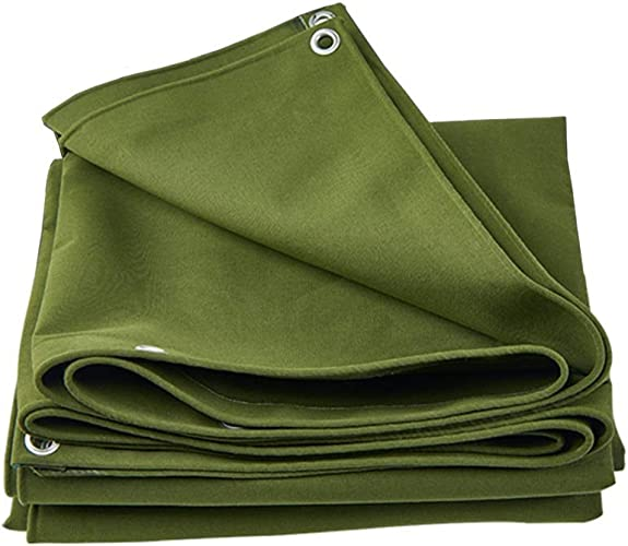Bache Imperméable avec Oeillets, Couverture De Remorque De épaisse Résistante pour Les Bateaux Extérieurs D'usine De Camping (Taille   2×1.5m)